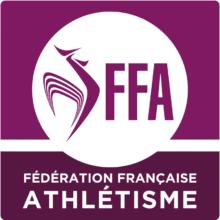 logo fédération française athlétisme