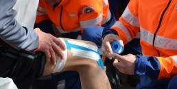 point d'alerte et de premier secours (PAPS)