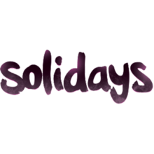 logo solidays